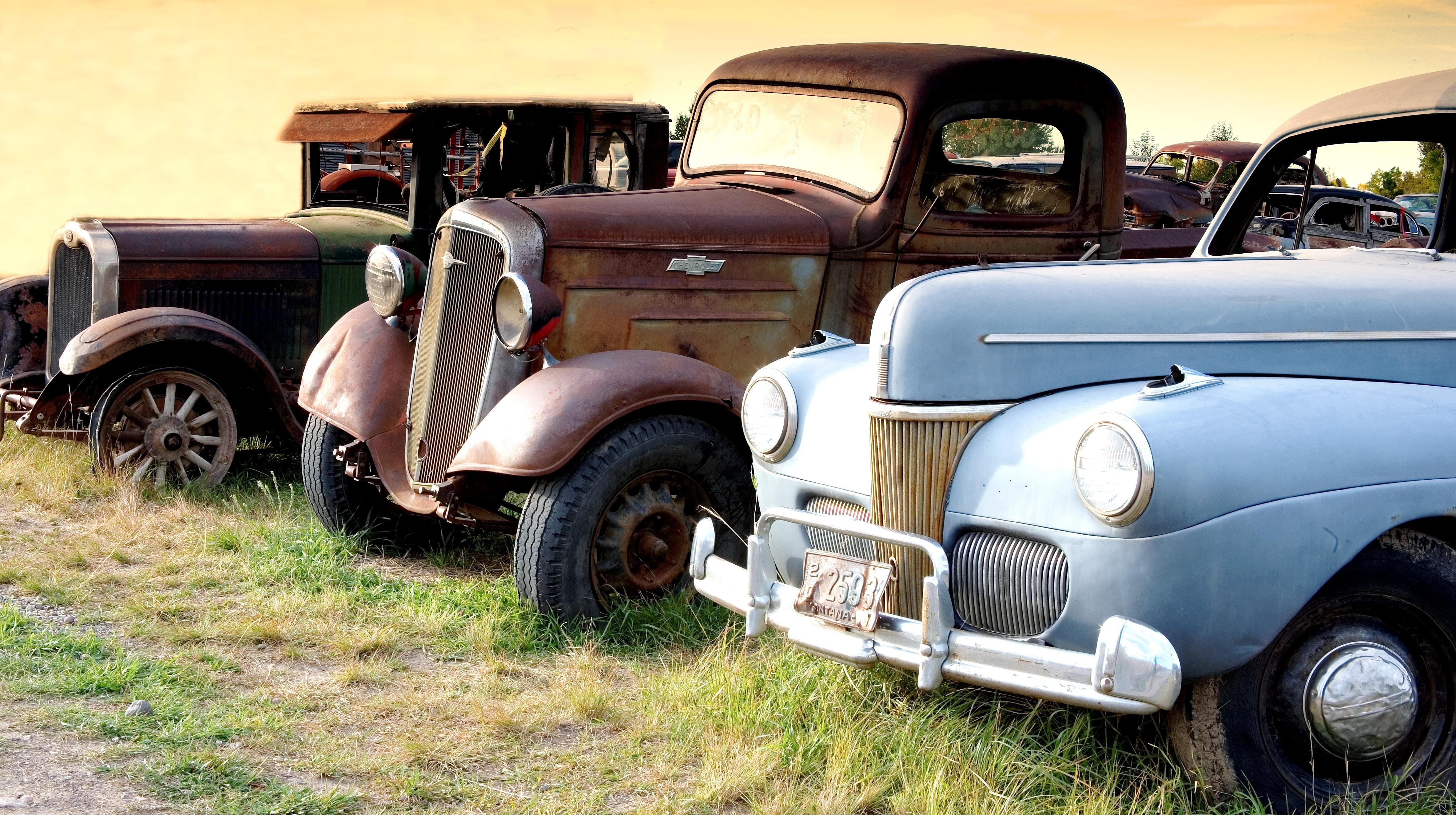 Free stock photo of vehicle, usa, america, truck