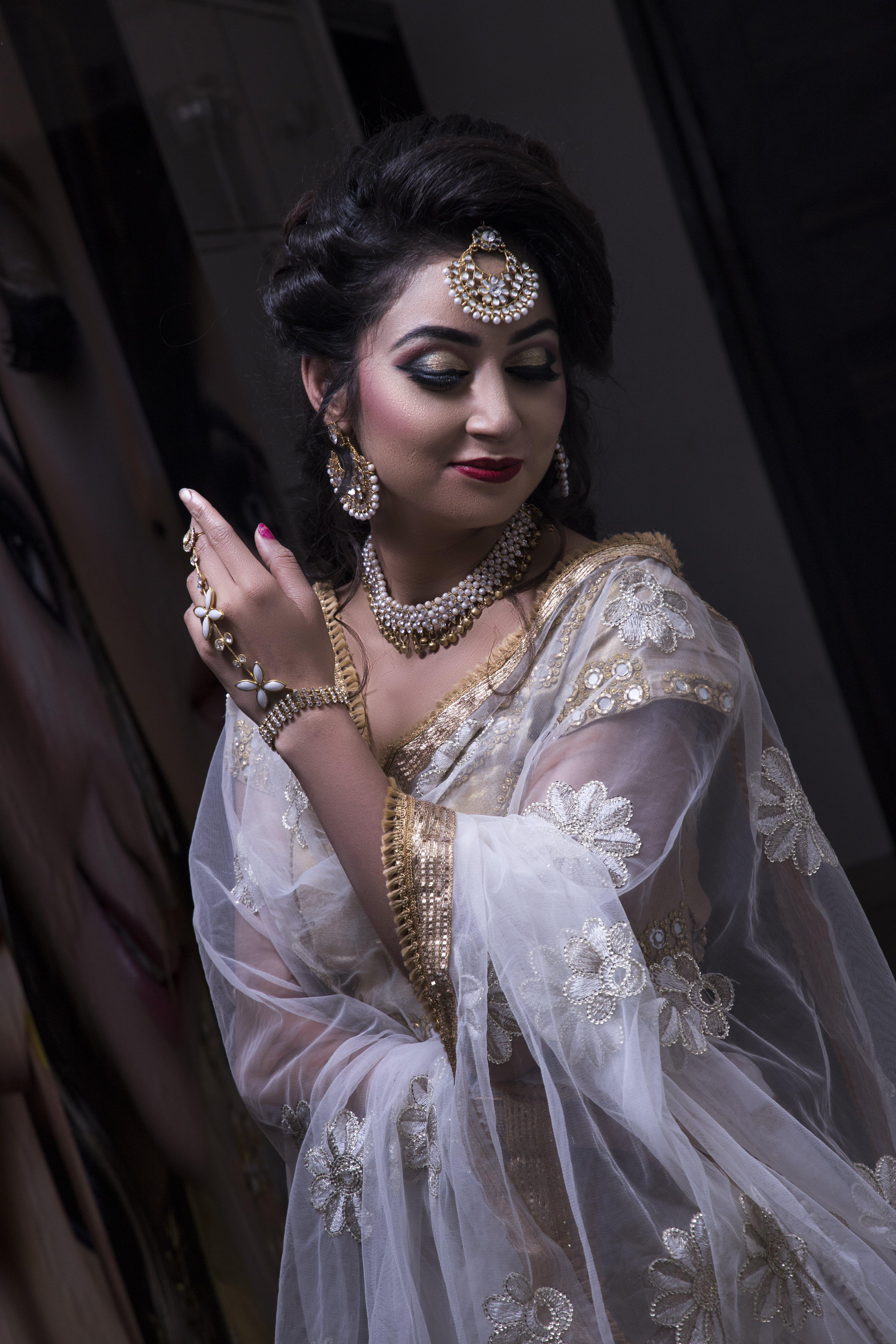 Gratis lagerfoto af attraktiv, bryllup, elegant, glamour