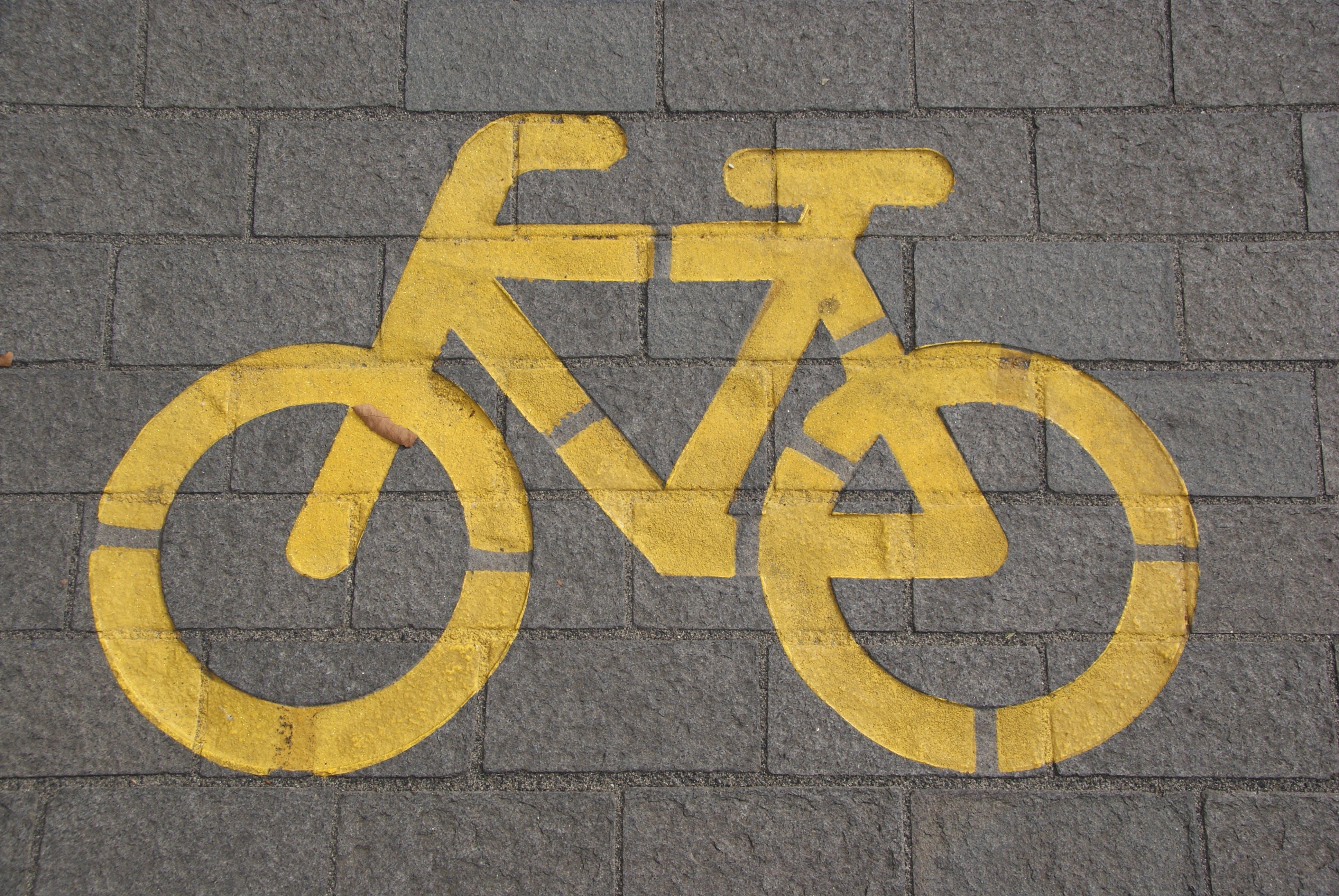 Ingyenes stockfotó aszfalt, beton, biciklis, biciklizés témában