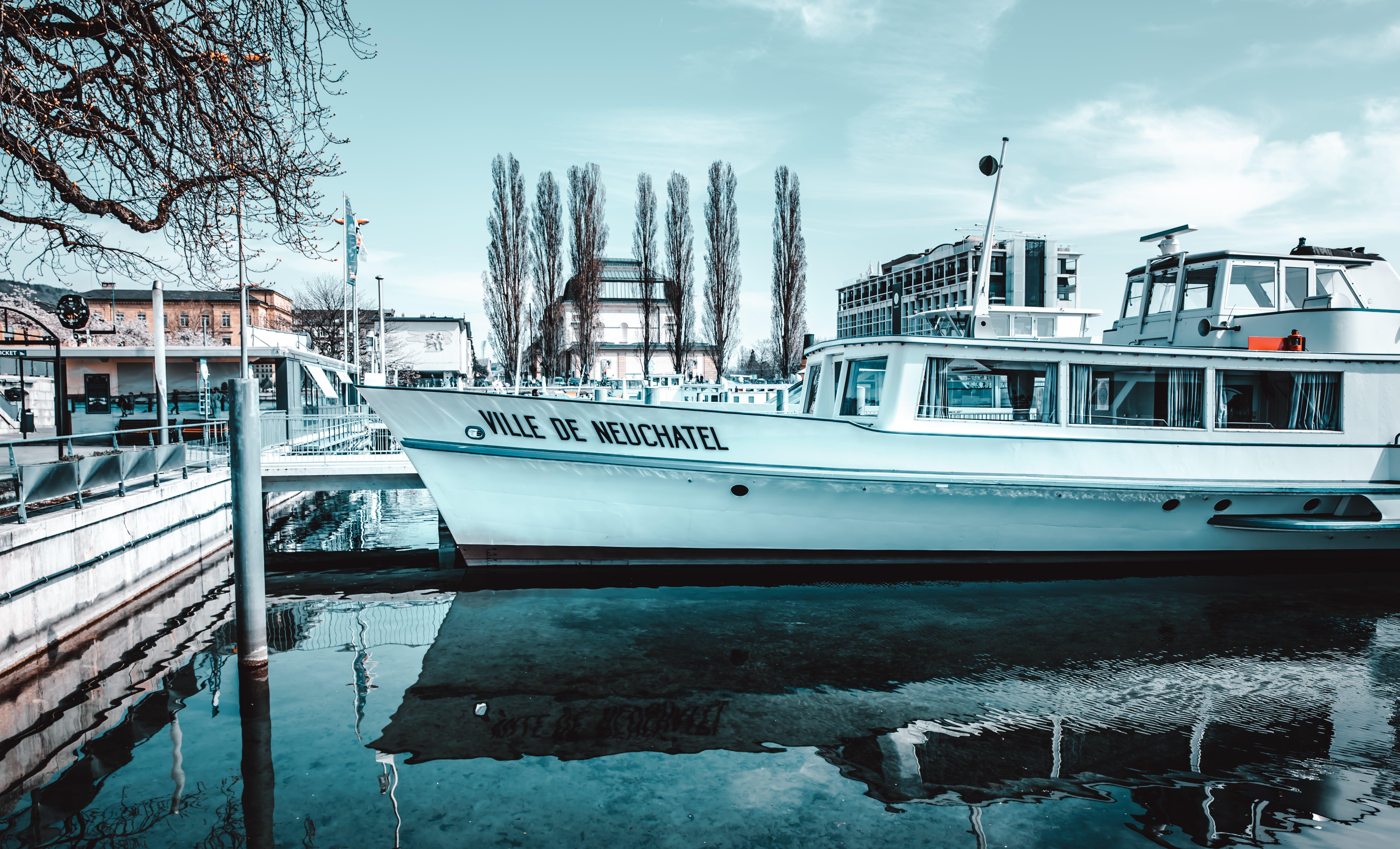 ボート, 海の無料の写真素材