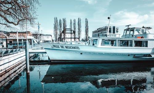 海, 船 的 免费素材照片