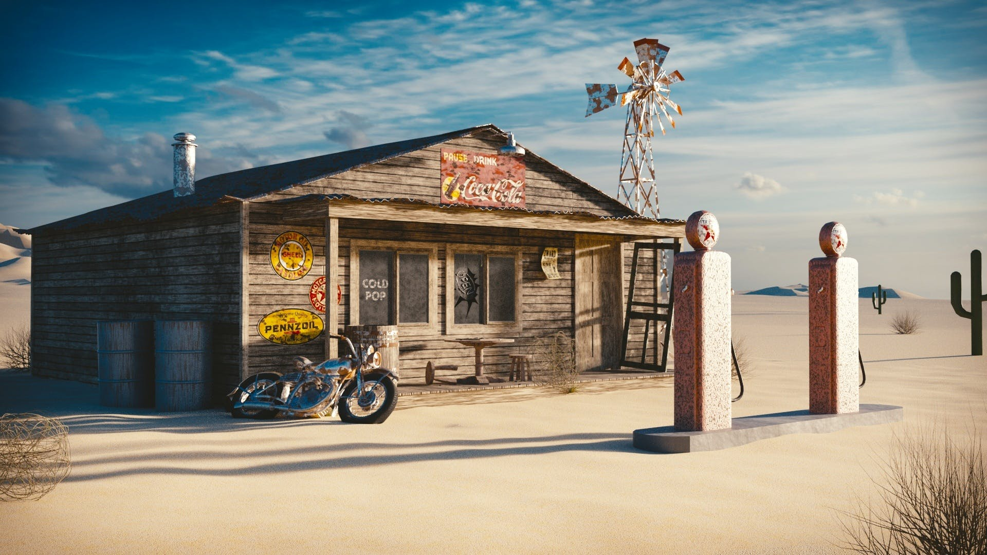 Kostenloses Stock Foto zu architektur, bungalow, gas, motorrad