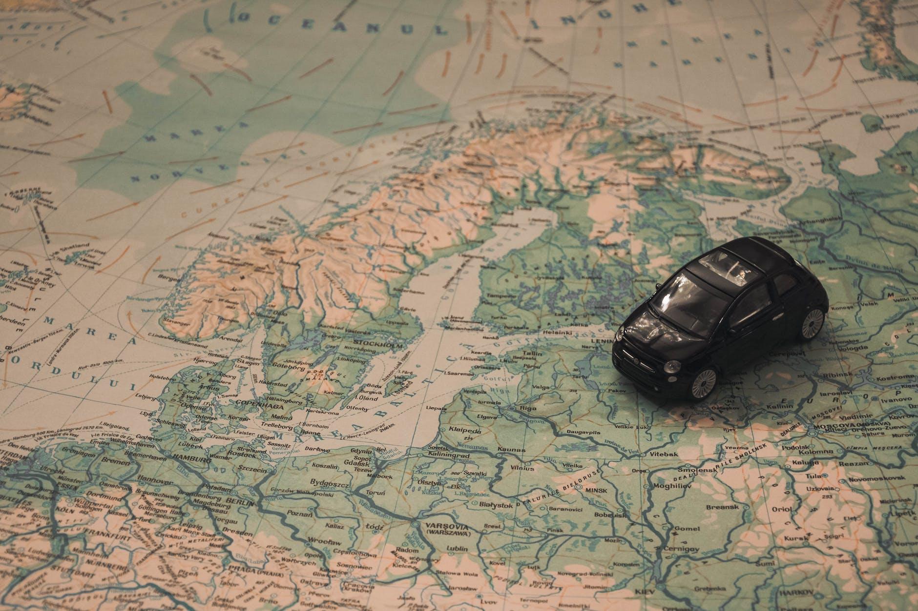 第一次自助旅行就挑戰環歐!?時間與金錢的衡量