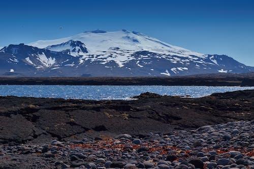 Free stock photo of blue, glacier, iceland