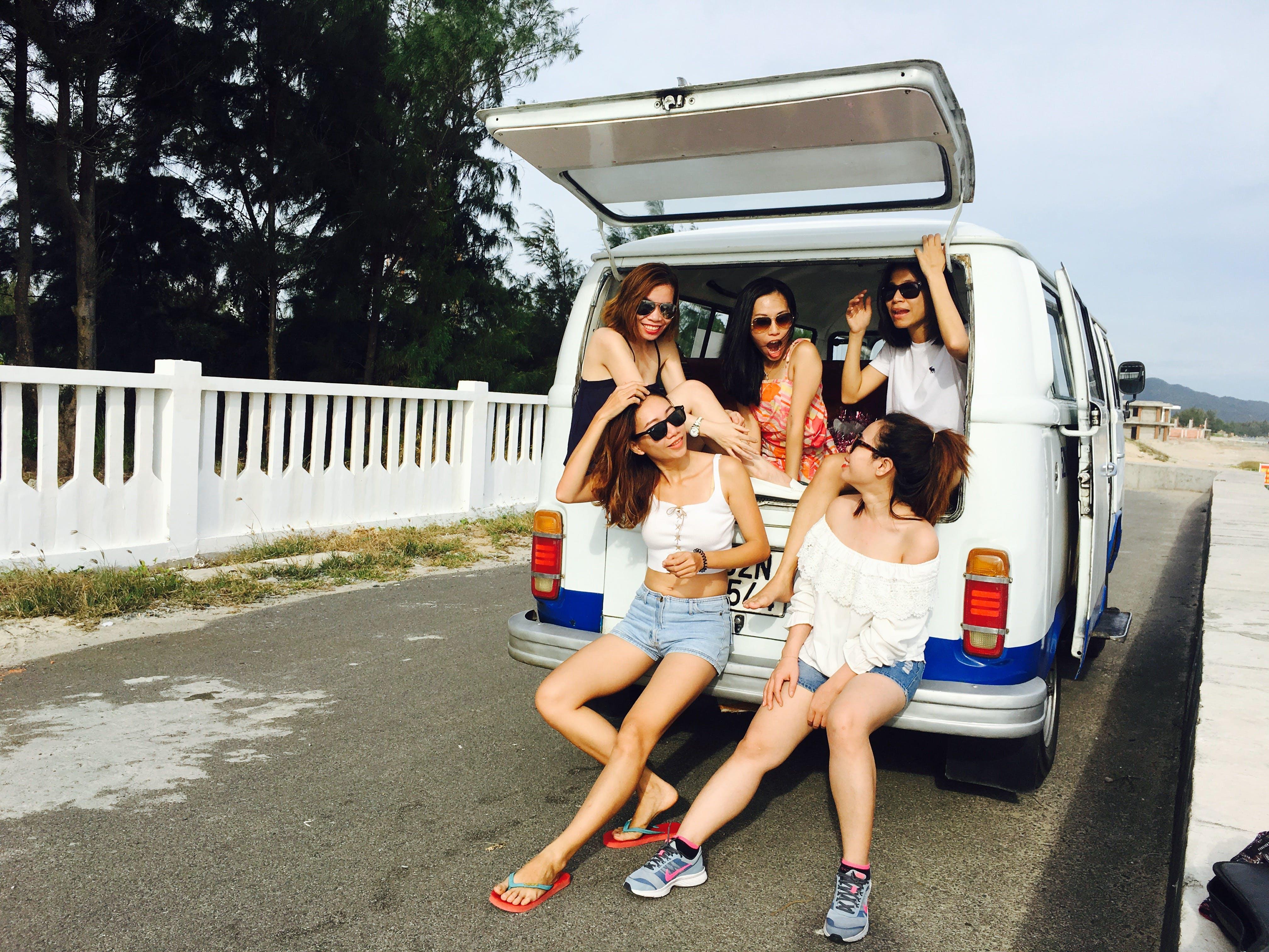 คลังภาพถ่ายฟรี ของ การท่องเที่ยว, การผ่อนคลาย, การพักผ่อนหย่อนใจ, การเดินทางบนถนน