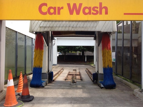 Car Wash Signed Cleared