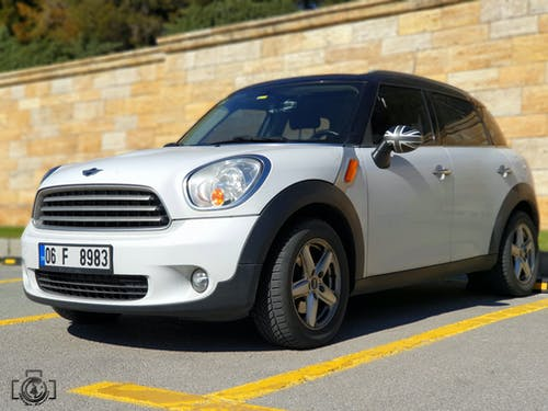 Základová fotografie zdarma na téma auto, mini, Mini Cooper, model auta