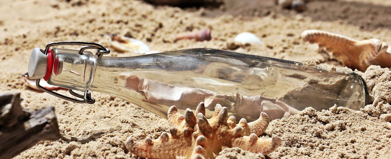 biển, bờ biển, cát