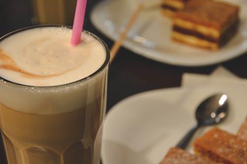 Kostnadsfri bild av cappuccino, kafé, kafeteria, kaffe