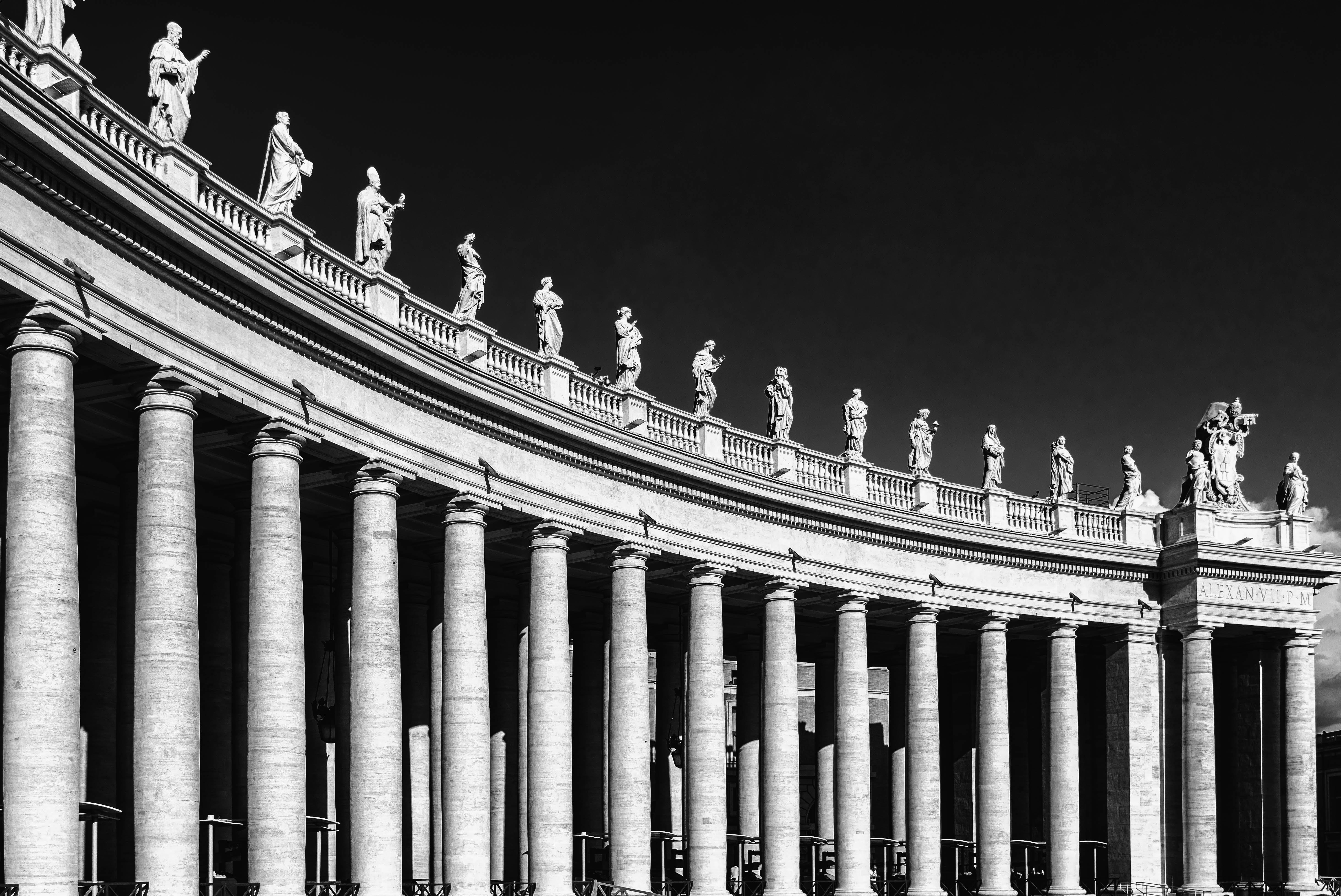Základová fotografie zdarma na téma architektura, budova, cestovní ruch, Itálie