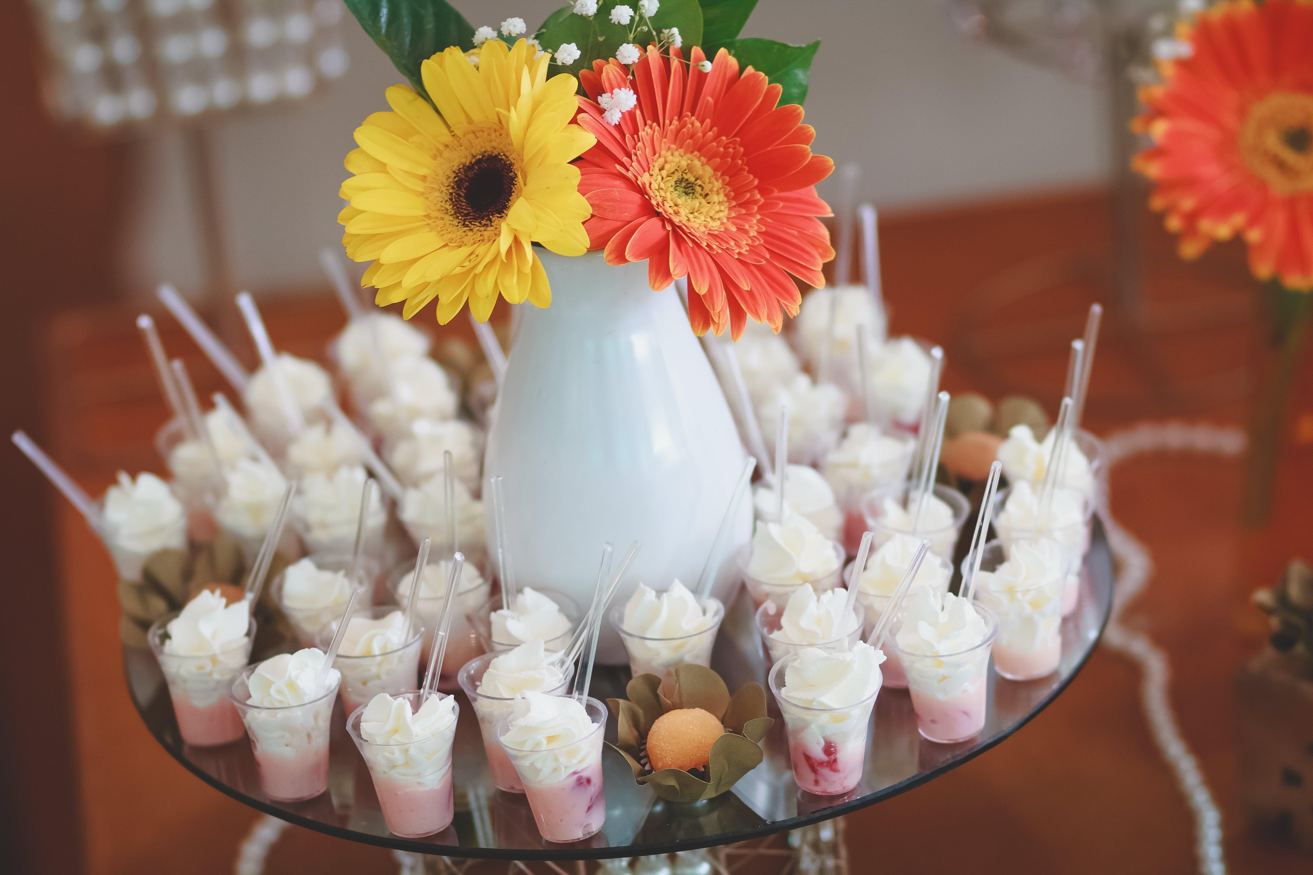 Free stock photo of blooms, candies, celebration, flower arrangement