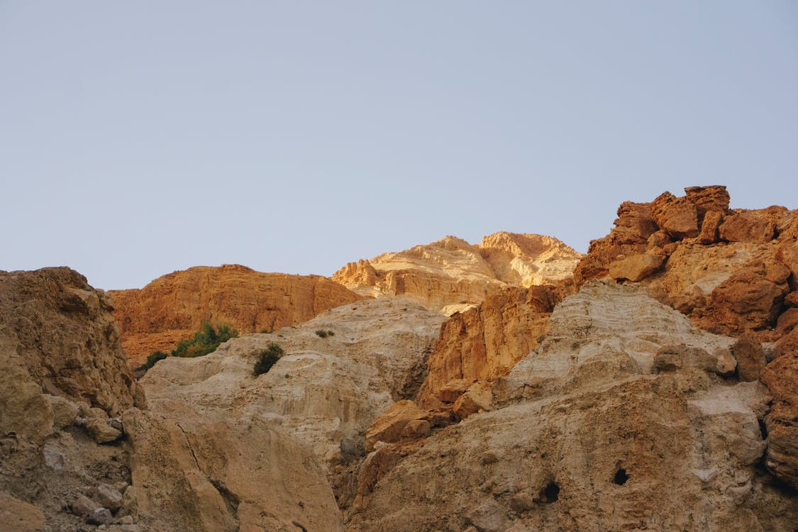 hemel, hiken, Israël