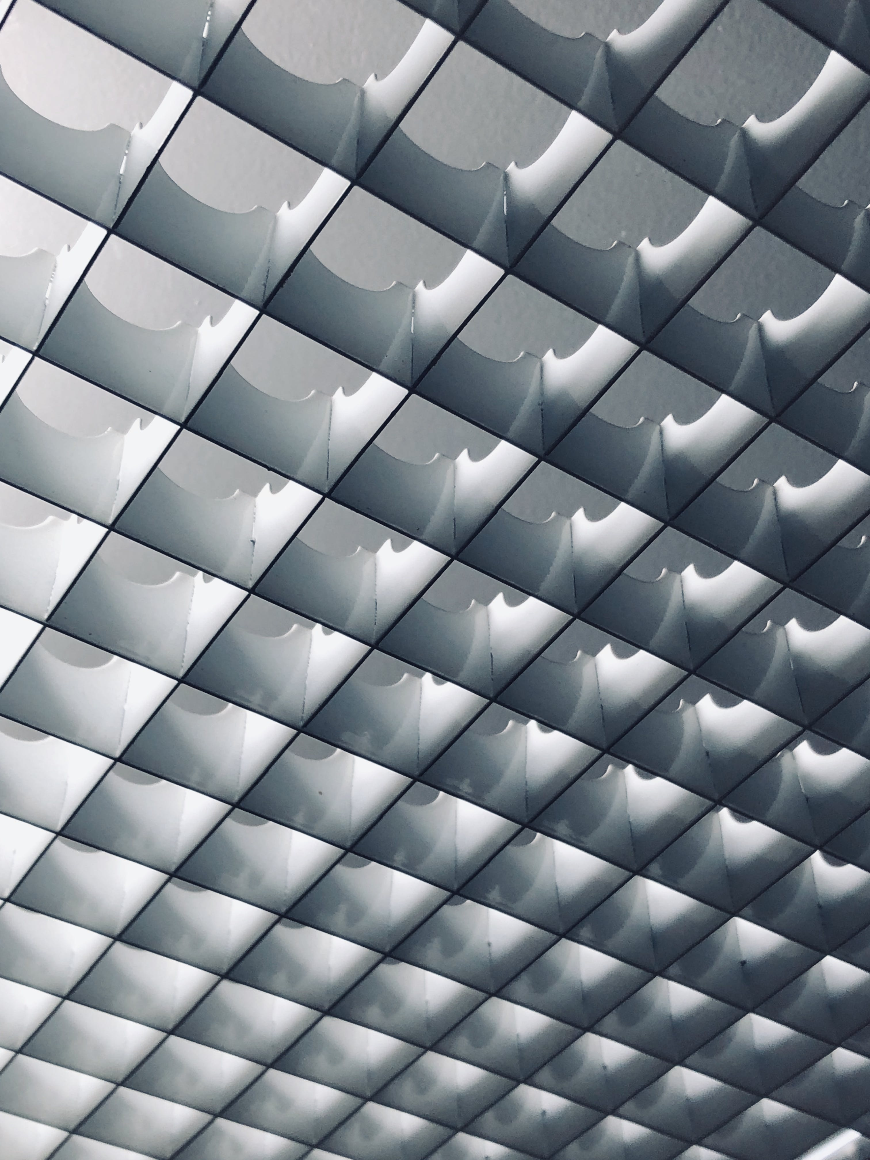 White Cube Ceiling