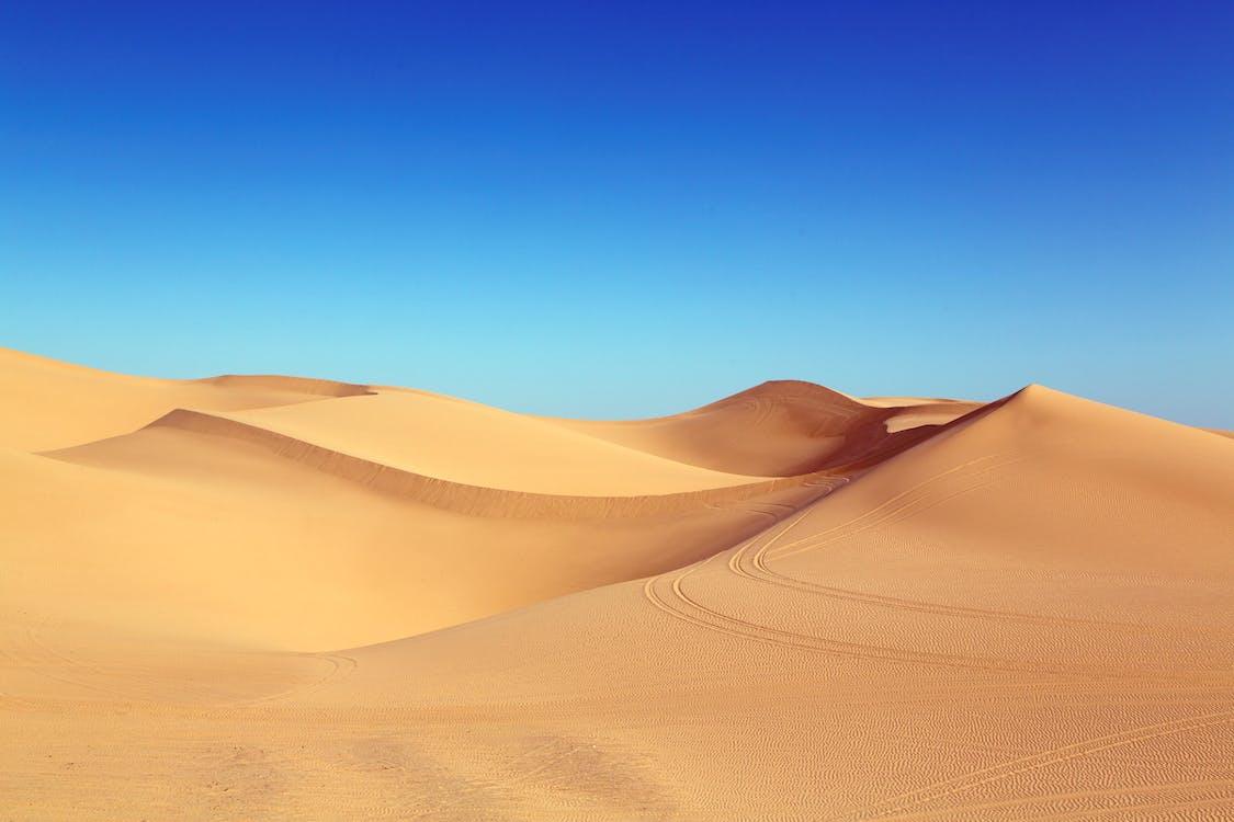 aavikko, auringonvalo, autiomaa