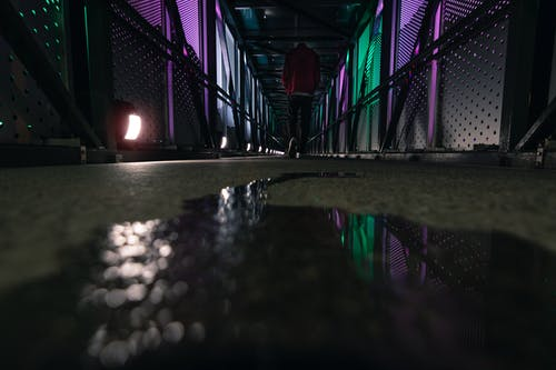 Gratis lagerfoto af aften, close-up, farve, gade