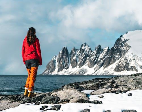 Безкоштовне стокове фото на тему «іній, відпочинок, вершина гори, високий»