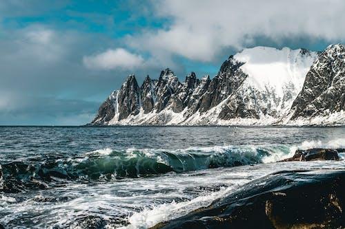 Imagine de stoc gratuită din apă, frig, inocență, munte