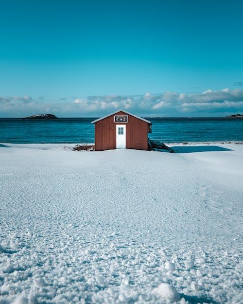 açık hava, ada, bulutlar, deniz içeren Ücretsiz stok fotoğraf