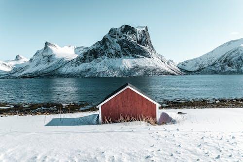 Δωρεάν στοκ φωτογραφιών με βουνό, γραφικός, κρύο, λίμνη