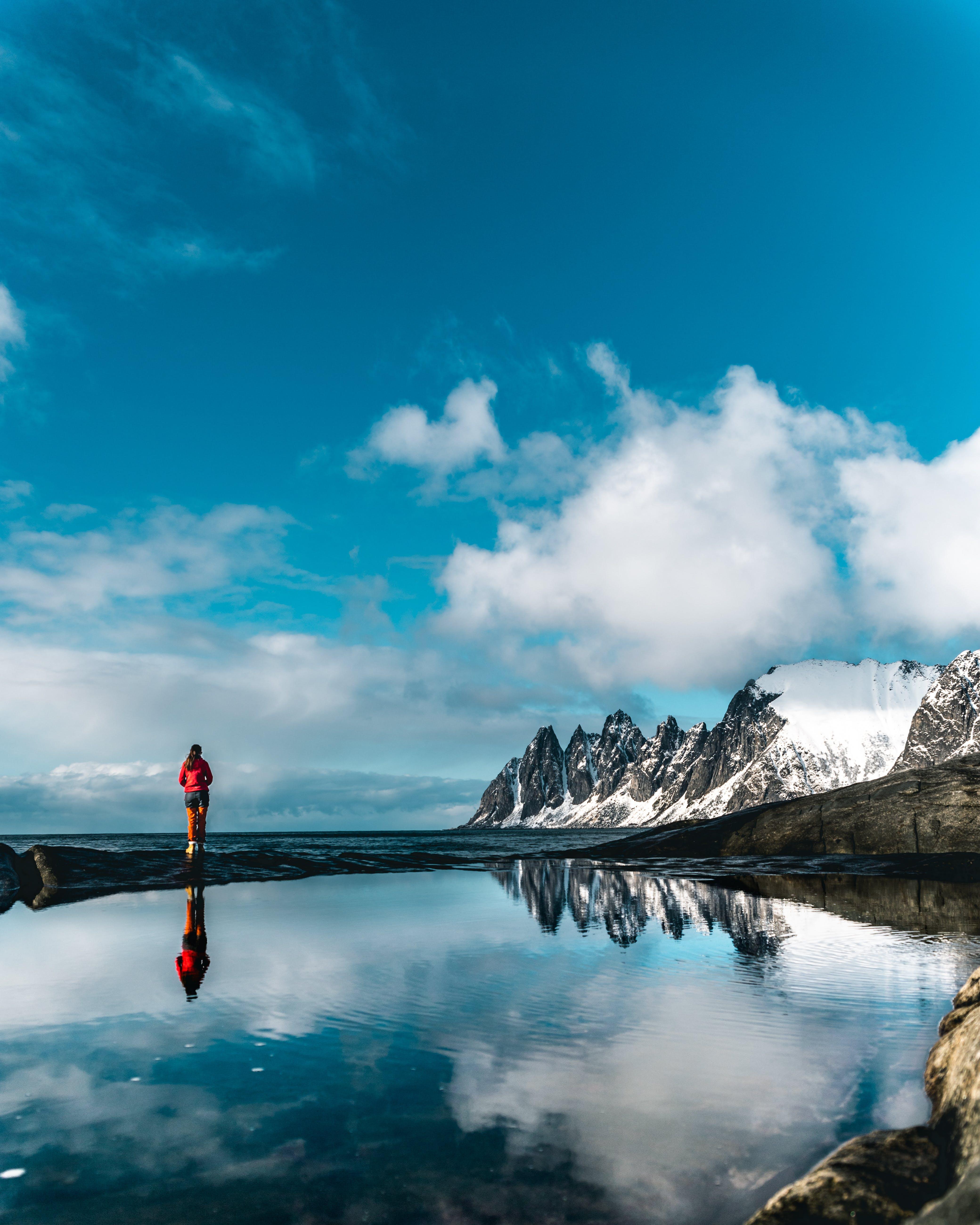 Foto d'estoc gratuïta de a l'aire lliure, muntanya rocallosa, natura, paisatge