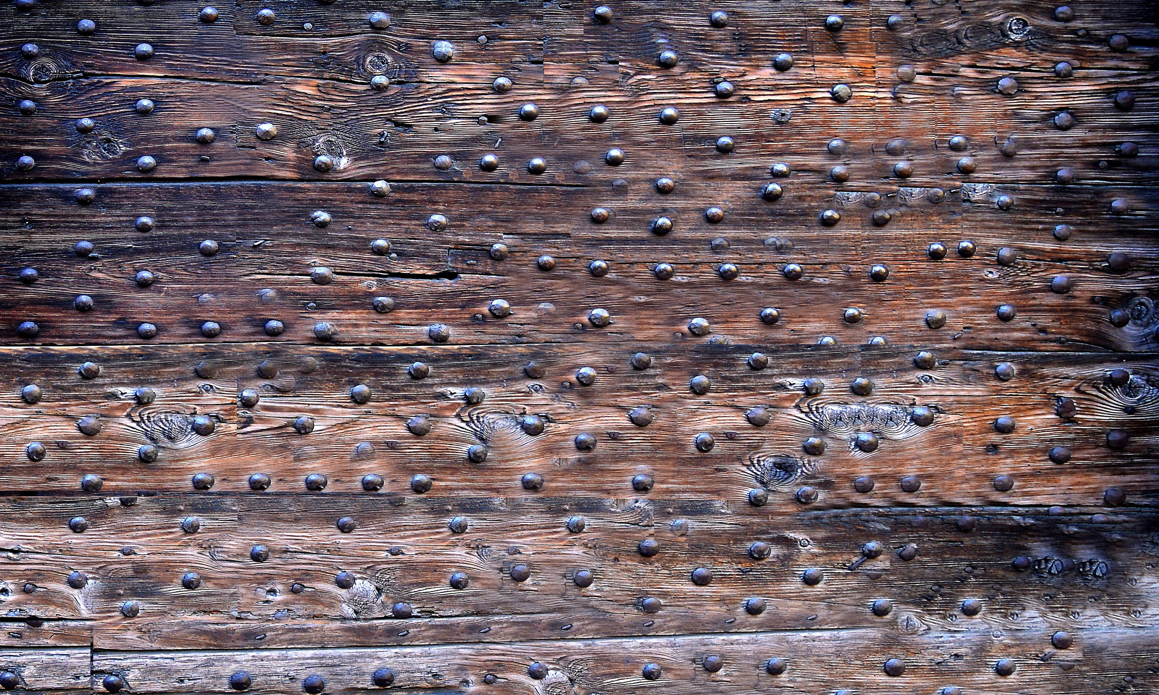Brown Wooden Board With Black Bead