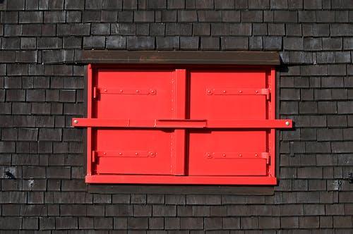 Foto stok gratis bangunan, beton, bingkai, daun jendela