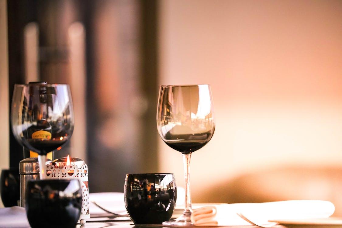 anggur, anggur merah, aturan meja