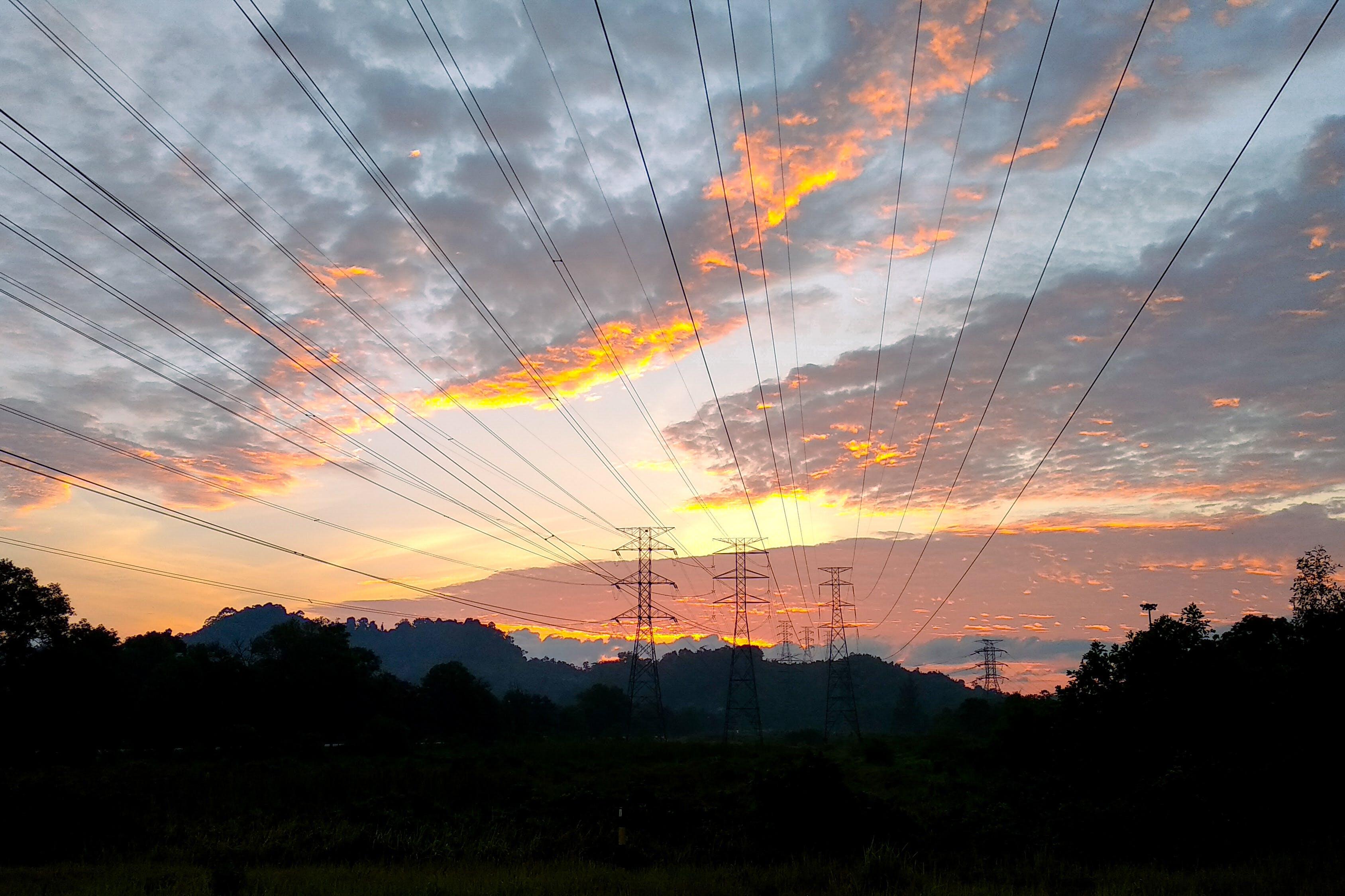 Gratis lagerfoto af elektrisk, hydroelektrisk