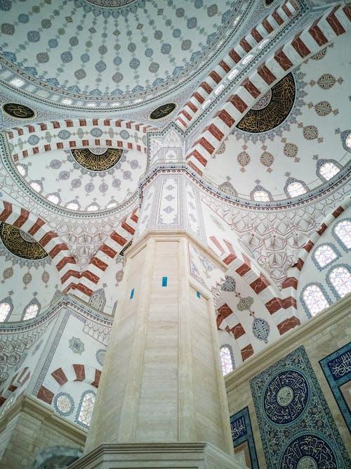 Безкоштовне стокове фото на тему «Windows, інтер'єр, ісламська архітектура, історичний»