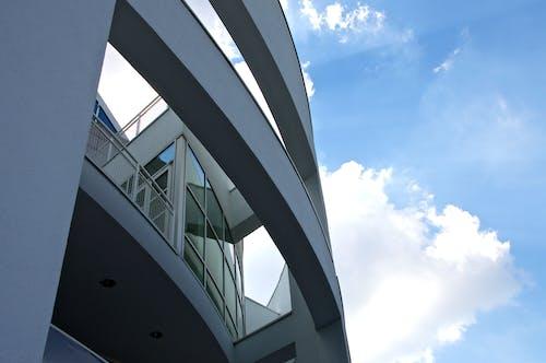 Foto profissional grátis de aço, arquitetura, construção, contemporâneo