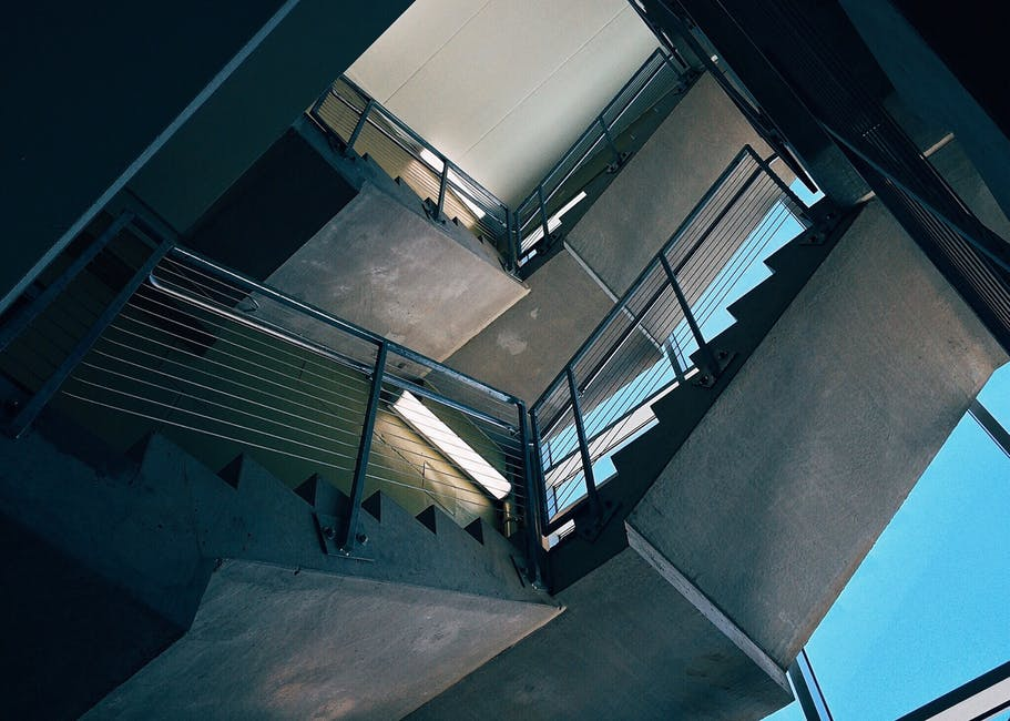 New free stock photo of stairs, building, architecture