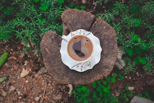 Darmowe zdjęcie z galerii z drink, kawa, kofeina, kubek