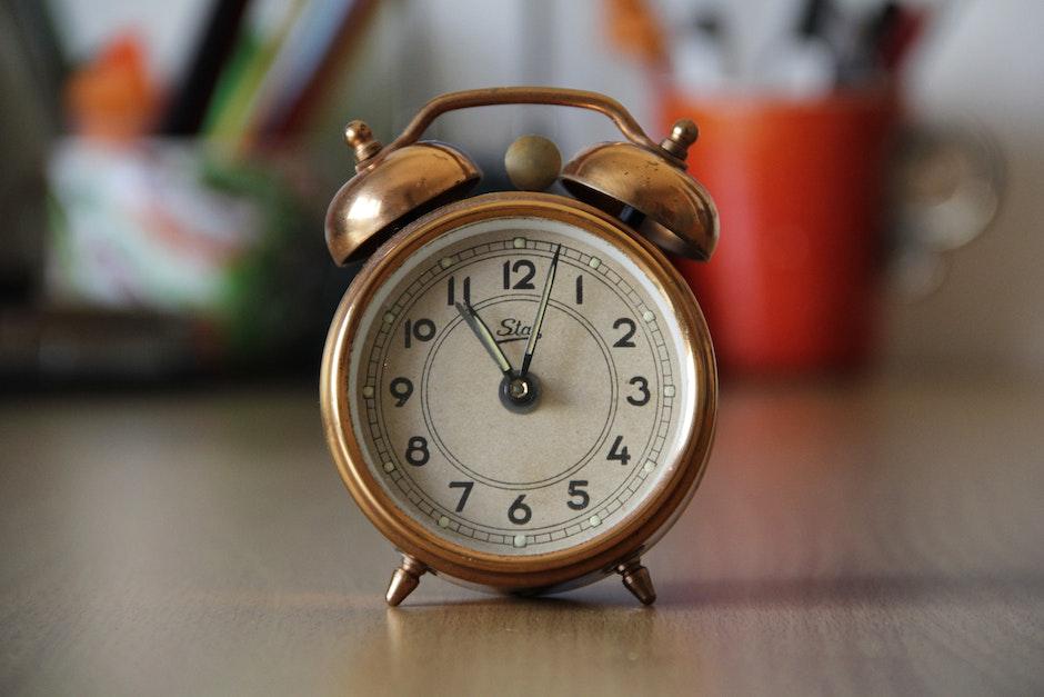 alarm, alarm clock, antique