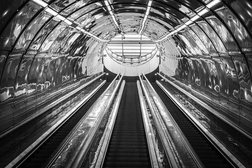 Silhouette of Walkalator