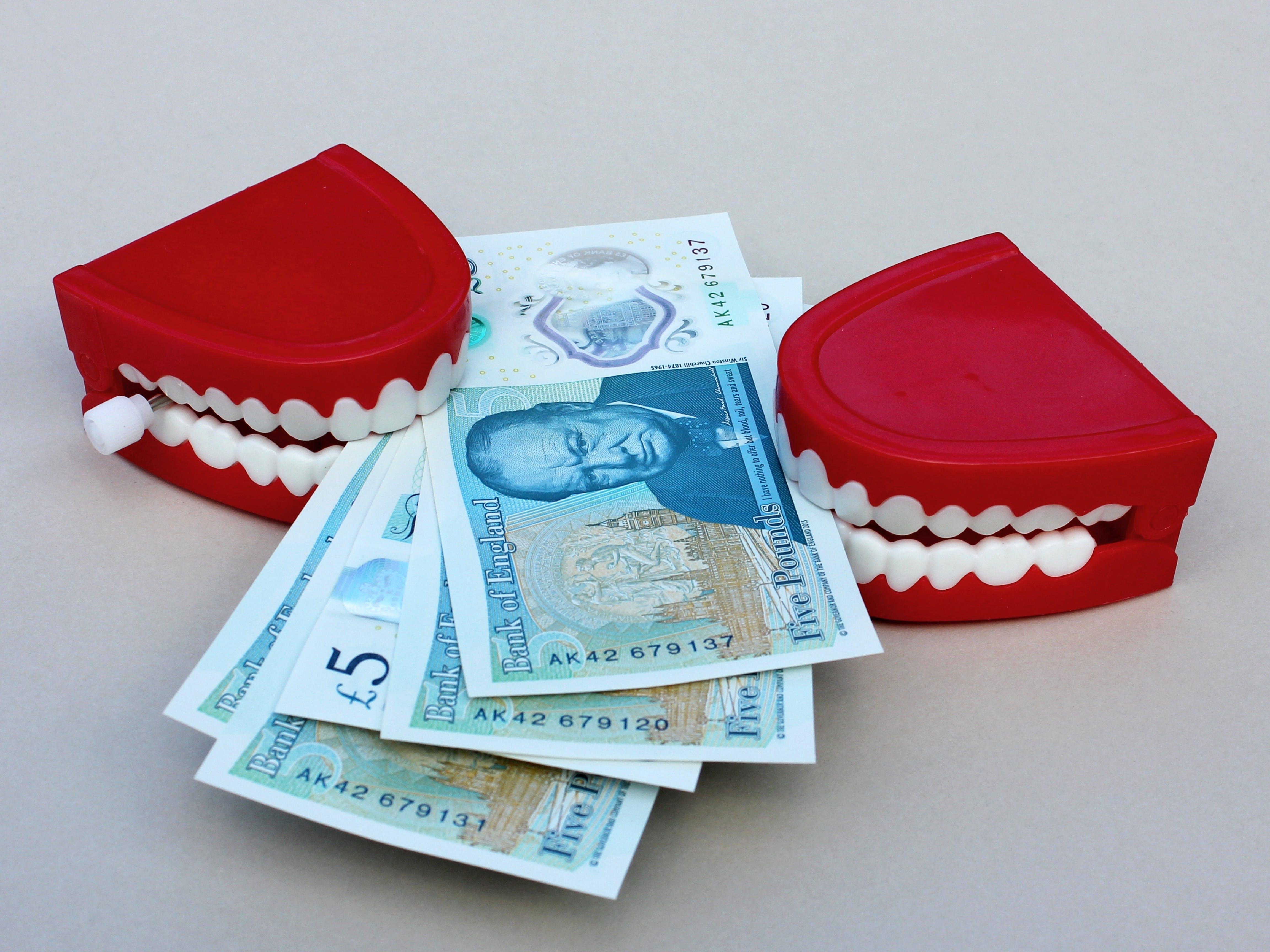 Free stock photo of eating, capital, money, finance