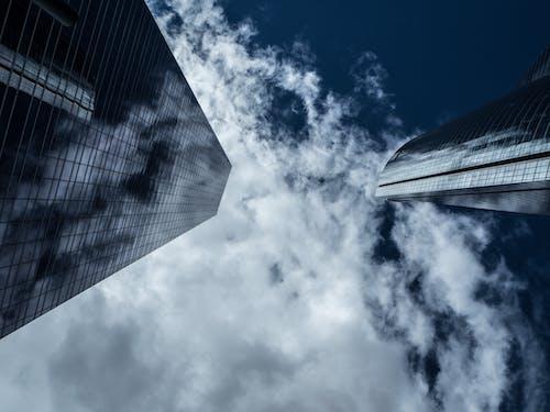 hdr, ガラス, コンテンポラリー, シティの無料の写真素材