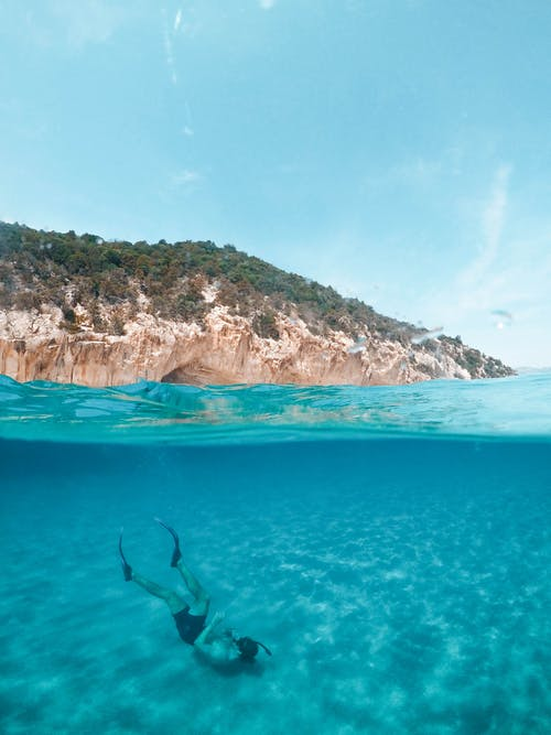Безкоштовне стокове фото на тему «HD шпалери, берег моря, бірюза, блакитна вода»