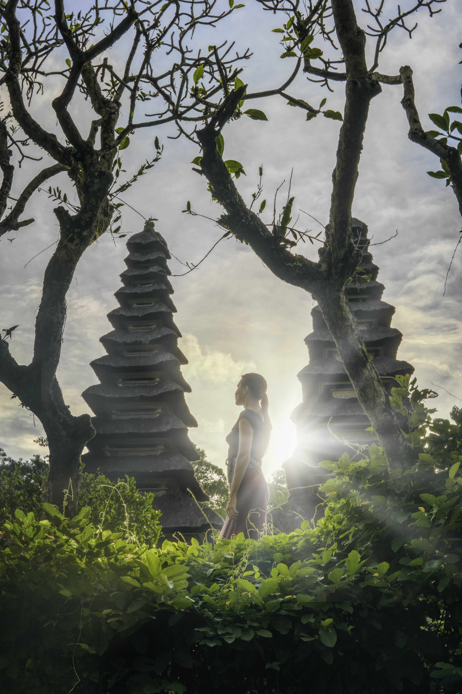 タマンアユン寺院, バリ, 寺の無料の写真素材