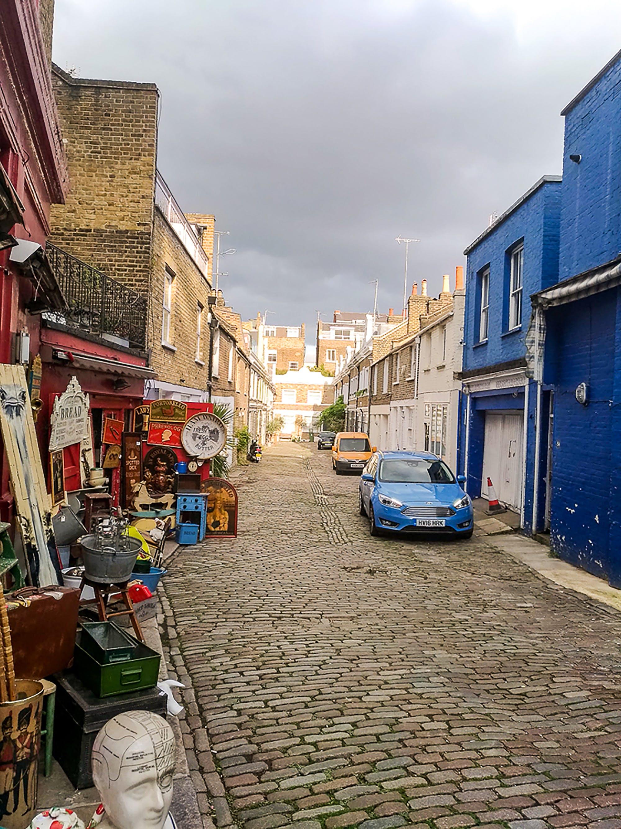 Gratis lagerfoto af gade, gadekunst, London