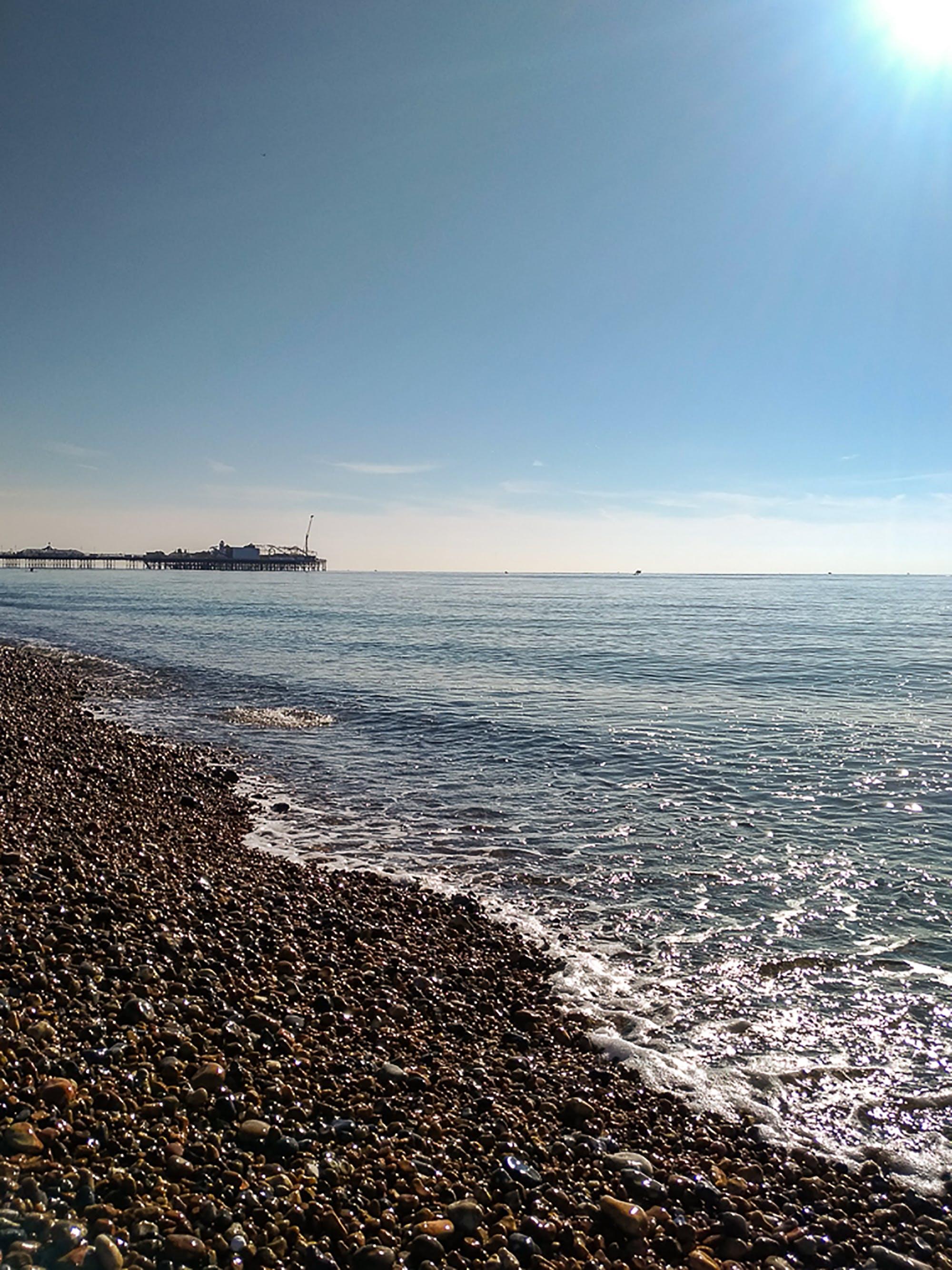 Gratis lagerfoto af strand
