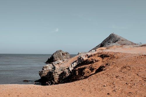 Darmowe zdjęcie z galerii z góra, krajobraz, linia brzegowa, malowniczy