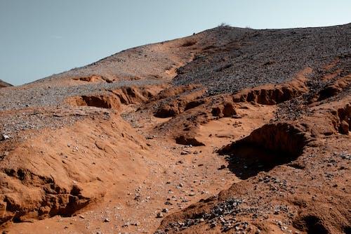 Бесплатное стоковое фото с гора, горячий, дневной свет, дюна