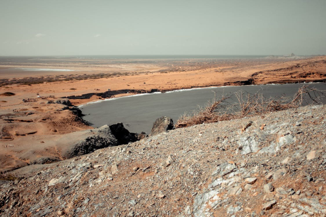 вода, геология, горячий