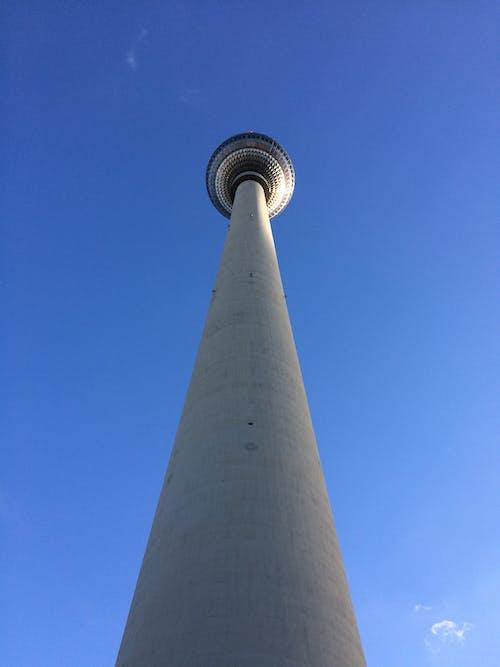 Foto d'estoc gratuïta de berlín, fehrnseturm, torre de televisió