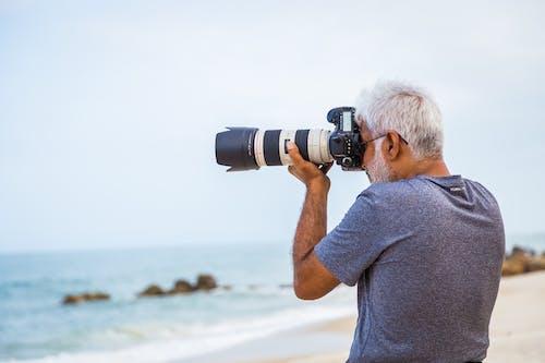 Kostnadsfri bild av dagsljus, fotograf, hav, havsstrand