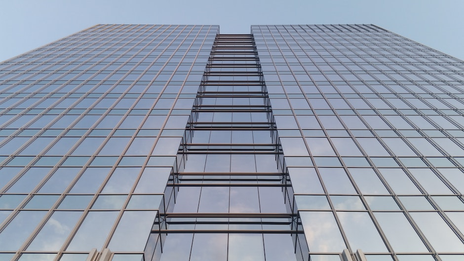 architecture, building, low angle shot