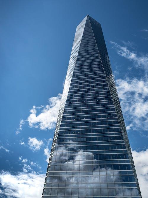 Fotobanka sbezplatnými fotkami na tému architektúra, budova, mrakodrap, perspektíva