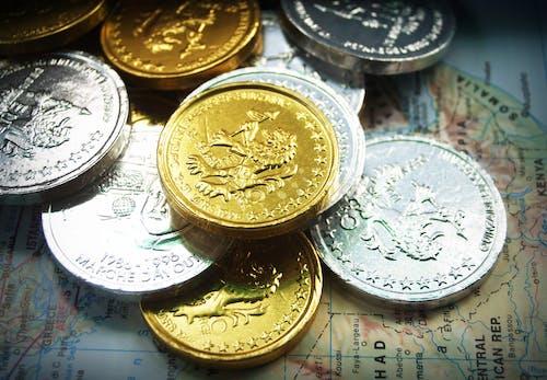 利潤, 商業, 硬幣, 財富 的 免费素材照片