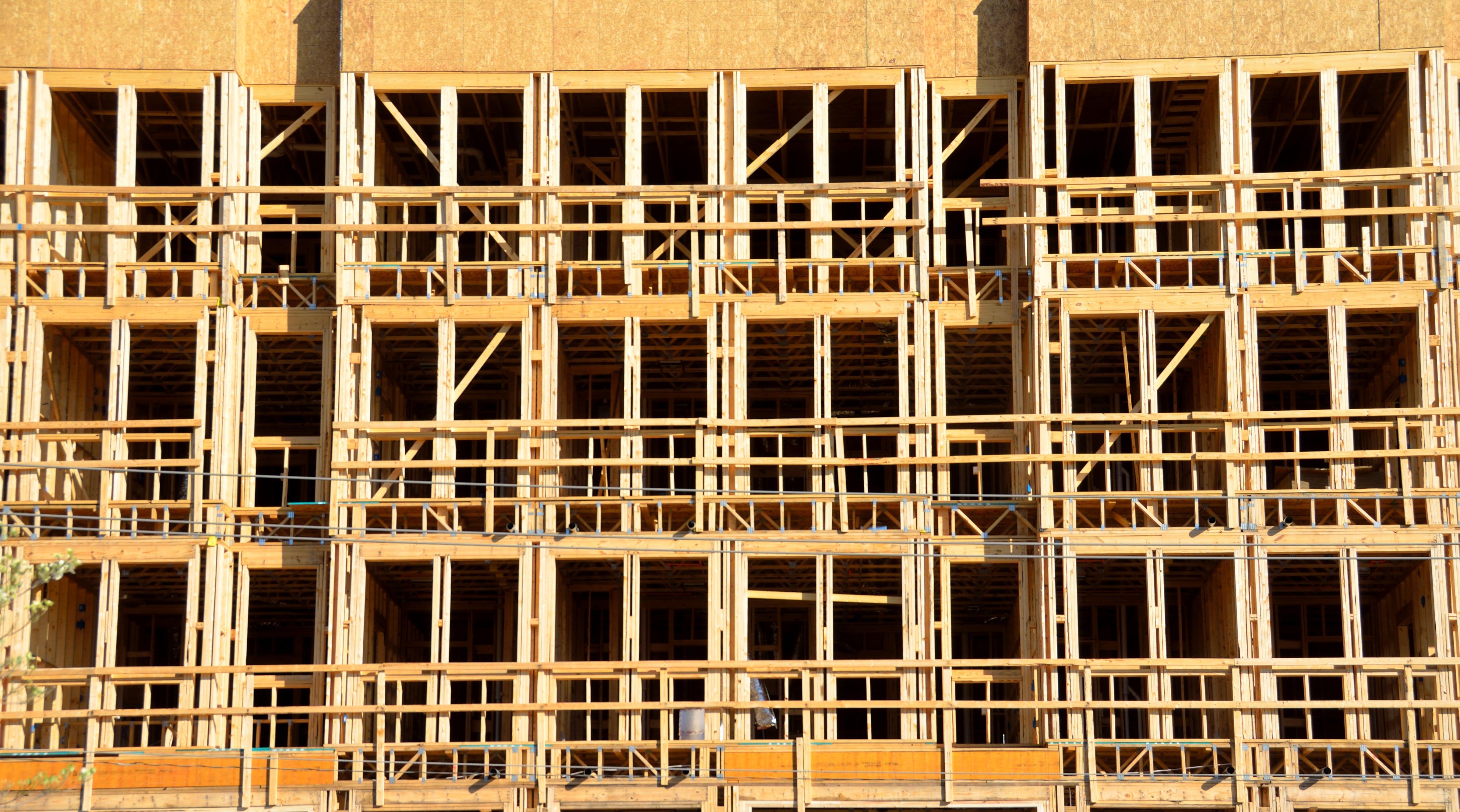 Kostenloses Stock Foto zu architektur, bau, standort, struktur