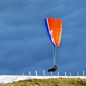 Free stock photo of sport, para-gliding, activities
